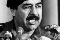 هو أول حاكم عربي في العصر الحديث يقوم باحتلال دولة عربية أخرى وهي الكويت عام 1991