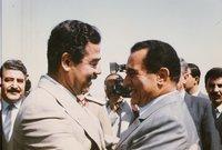 مع مبارك