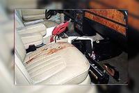 """تلقت 6 رصاصات في رأسها بينما كانت داخل سيارتها المتوقفة عند إشارة مرورية، على يد ضابط الشرطة المقدم """"خالد نقا العازمي"""" بمسدسه المرخص له."""