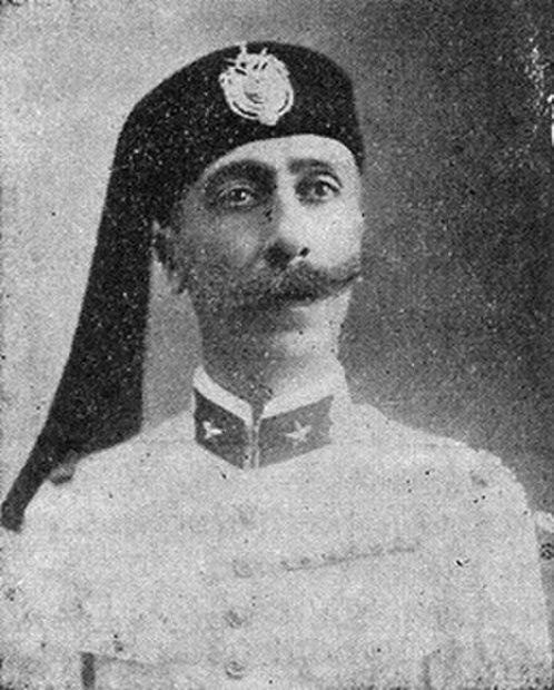 ولد محمد الأمين باشا باي أو محمد الأمين باي أو الأمين باي في 4 سبتمبر عام 1881