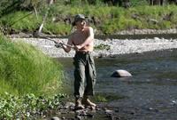 كذلك يحب بوتين هواية الصيد