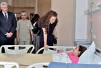 لها دور فعال في العمل الخيري بشكل بارز على المستوى المغربي والعربي