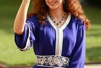 تفضل ارتداء القفطان المغربي في معظم اللقاءات ارسمية