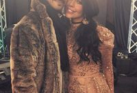 صور ليعقوب الفرحان مع زوجته ليلى إسكندر