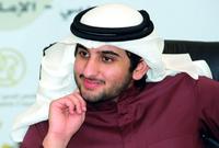ثالث الأبناء هو سمو الشيخ أحمد بن محمد بن راشد، يبلغ من العمر 32 عام