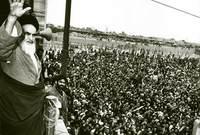 بعدها بعام، خطب الخميني خطبة شهيرة، انتقد فيها العلاقات السرية الإيرانية ـ الإسرائيلية، وفي الليلة نفسها قُبض عليه وتم ترحيله مكبلا إلى طهران، وقامت بعدها انتفاضة واسعة احتجاجا على اعتقاله