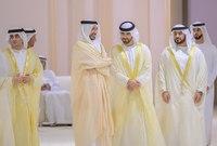وافق الزفاف يوم 6 يونيو بحضور حكام وشيوخ الإمارات وعدد من المسؤلين والشخصيات الهامة