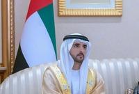 الابن الأول هو الشيخ حمدان بن محمد بن راشد  ولي عهد دبي ورئيس المجلس التنفيذي