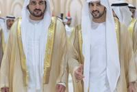 الابن الثاني هو الشيخ مكتوم بن محمد بن راشد نائب حاكم دبي، نائب رئيس المجلس التنفيذي