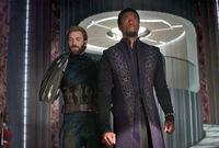 وقال إيفانز في أحد الحوارات الصحفية أنه بكى أثناء تصوير فيلم  avengers endgame