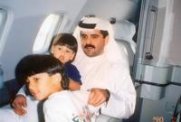 عاش باقي حياته في دبي وتزوج هناك وأنجب أربعة أبناء هم أحمد وراشد و خالد و حمدان