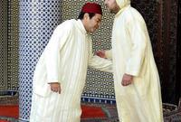 وهو شقيق الملك محمد السادس ملك المغرب