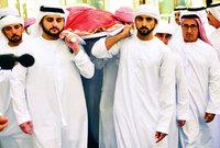 صور من جنازته