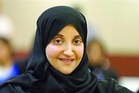 الشيخة شمسة من مواليد 1981
