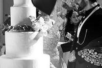 تمت مراسم الزفاف في فندق ريكسوس أبوظبي