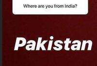 ليُجيب زوجها مصطفي الخواجة عبر حسابه على الانستجرام ويكشف عن جنسيته الباكستانية الأصل