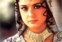 بريتي زينتا، ممثلة هندية