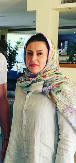 هي الأميرة نورة بنت سعد آل سعود