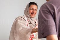 وهي حفيدة عم الملك سلمان بن عبد العزيز ملك السعودية الحالي