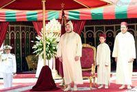 """"""" أمير المؤمنين """" هو أحد ألقاب الملك محمد السادس الرسمية ، والمغرب هي الدولة الوحيدة التي لا تزال تحتفظ باللقب الذي بدأ مع عمر بن الخطاب رضي الله عنه قبل ما يقارب 1400 عام"""