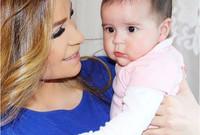 أنجبت كارول سماحة من وليد مصطفى ابنتها تالا ذات ال 3 سنوات ونصف وتتحدث كارول عن ابنتها أنها صوتها رائع وأنه تغني بثلاث لغات في هذا السن الصغير