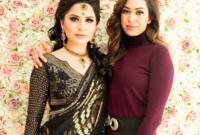 نيلو تنشر صور لزبائنها قبل وبعد عمل مكياج احترافي لهم وتفضل المكياج والأزياء الهندية