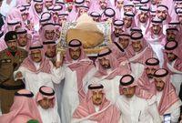 """شيعت أمس مراسم دفن الأمير """"بندر بن عبد العزيز"""" بحضور الملك """"سلمان"""" وولي العهد الأمير """"محمد بن سلمان"""""""