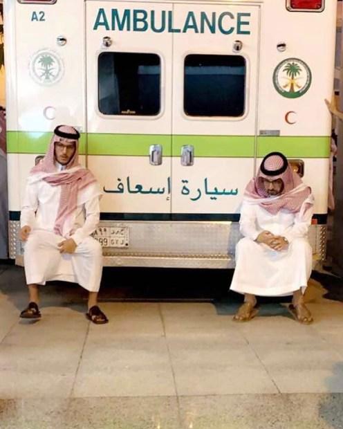 """توفي الأمير """"بندر بن عبد العزيز"""" الشقيق الأكبر للملك سلمان يوم الأحد، عن عمر قارب المائة عام"""