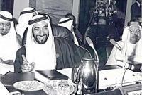 أسس الشيخ زايد صندوق أبو ظبي لتطوير الاقتصاد العربي، كما عمل مع الشيخ جابر الصباح على إنشاء مجلس التعاون الخليجي عام 1981 وكان أول رئيس له