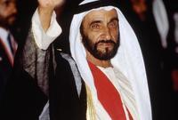 توفي الشيخ زايد في الـ 2 من نوفمبر عام 2004، بعد حكمه لإمارة أبو ظبي لمدة 38 عامًا وحكم الإمارات كرئيس لها لمدة 32 عامًا كأحد أطول الحكام العرب من حيث فترة الحكم
