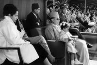 وبعد عدة شهور من عودة السلطان محمد الخامس من منفاه تم تشكيل أول حكومة وطنية تتفاوض وتتابع خطوات الاستقلال ضد سلطات الحماية، إلى أن تم إعلان استقلال المغرب في  2 مارس 1956.