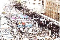 تفاقمت الإشتباكات بين قوات الأمن السعودي وبين الحجاج الإيرانيون الذين قاوموا الأمن بقوة وعنف لتسفر الإشتباكات عن مقتل 402 شخص بينهم 85 رجل أمن سعودي و 275 حاج إيراني بجانب 42 حاج من جنسيات مختلفة