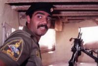 عثرت عليه القوات العراقية بعد إبلاغ أحد المواطنين عنهم بعد الإعلان عن مكافأة ضخمة لمن يدلي بمكانه قُدرت بـ 15 مليون دولار