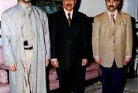 انتهت رحلته بعد قتل القوات الأمريكية له مع شقيقه عدي في 22 يوليو 2003