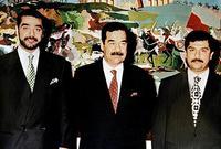 أعلنت القوات الأمريكية بعد تصفيته هو وشقيقه بأن عهد حكم آل صدام حسين للعراق قد انتهى إلى الأبد