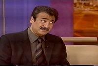 """بدأ مشواره الفني في المسرح بالبحرين عام 1973 من خلال مشاركته في مسرحية """"عائلة بو غانم""""، ثم انتقل إلى الكويت ليلتحق بالمعهد العالي للفنون المسرحية ويتخرج منه حاملا درجة البكالوريوس في التمثيل والإخراج عام 1978"""