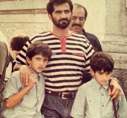 في 19 سبتمبر من عام 2015، أعلن المكتب الإعلامي لحكومة دبي خبرًا هز مشاعر الجميع، وهو وفاة الشيخ راشد بن محمد بن راشد آل مكتوم، الابن الأكبر للشيخ محمد بن راشد آل مكتوم، إثر نوبة قلبية