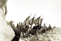 قام عبد العزيز آل سعود بتحصين الرياض بمساعدة أهلها وعقد التحالفات مع القبائل الموالية له والمتاخمة للرياض من أجل بدء المرحلة الثانية من حلمه باستعادة المناطق والأقاليم التي كانت تابعه للدولة السعودية الأولى والثانية