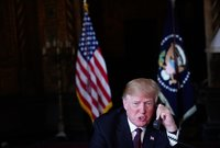 """وتعهد ترامب في المقابل بنشر نص محادثته مع الرئيس الأوكراني ليوضح أنها كانت """"لائقة تمامًا وأنه سيثبت أن الاتهامات المنسوبة إليها مبالغ فيها وليست حقيقية"""