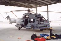 ويتوافر لدى الجيش السعودي عدد كبير من طائرات ومروحيات النقل المختلفة سواء كانت لنقل الجنود أو المعدات العسكرية مثل سEurocopter AS332 Super Puma