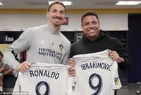 المثل الأعلى لإبرا في الملاعب هو الظاهرة البرازيلي رونالدو، وقال عنه: «بالنسبة لي رونالدو هو الأعظم.. لا يوجد أحد مثله.. إنه الوحيد الذي أثر في كرة القدم وفي اللاعبين معاً»