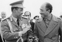 السودان كانت من أوائل الداعمين لمصر منذ هزيمة 67، وأمر الرئيس جعفر النميري بإرسال فرقة مشاة شاركت مع الجيش المصري في الحرب