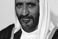 الشيخ راشد بن سعيد الثاني آل مكتوم .. حكم دبي لمدة تقارب الـ 32 عامًا حيث حكمها بين أعوام 1958-1990 .. وقد وُلد عام 1912 وتوفي عام 1990