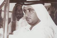 أنجب 18 ابنًا وابنة أشهرهم الشيخ سعيد بن مكتوم بن راشد آل مكتوم