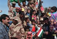 قامت القوات العراقية بقصف المدن السعودية لتقرر المملكة الرد عليها وتقوم عدد من المعارك الطاحنة التي كُللت بانتصار الجيش  السعودي الذي كان ضمن التحالف الدولي