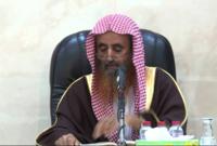هو إمام مسجد سعودى