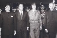 أرسل القذافي سربين طائرات ولواء مدرع شاركوا مع الجيش المصري في الحرب