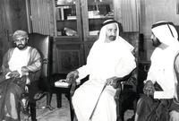 أبناؤه من الذكور: الشيخ مكتوم (مواليد 1943) الشيخ حمدان (مواليد 1945) الشيخ محمد (مواليد 1949) الشيخ أحمد (مواليد 1956)