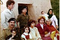 كانت رغد ناقمة على الصراعات السياسية والتي تسببت في مقتل زوجها نتيجة للتنافس على السلطة والتقرب من صدام حسين