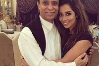 ابنة المغني اليمني أحمد فتحي